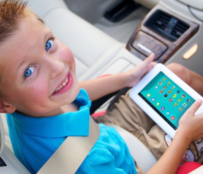 Les avantages d'une tablette pour les enfants
