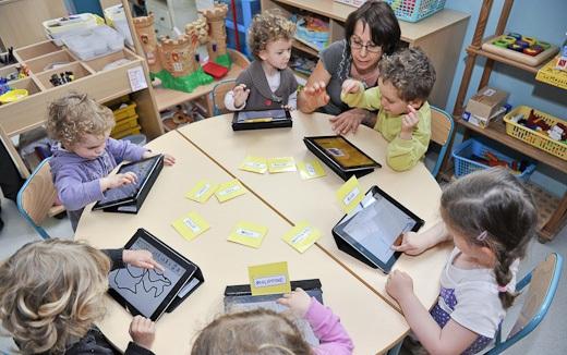 tablette comme outil pédagogique