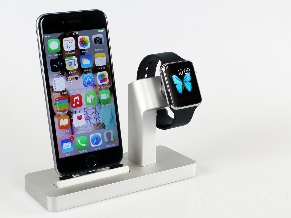 apple watch avec iphone 5