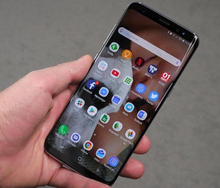 Quelle protection pour bien protéger votre Samsung S8 ?